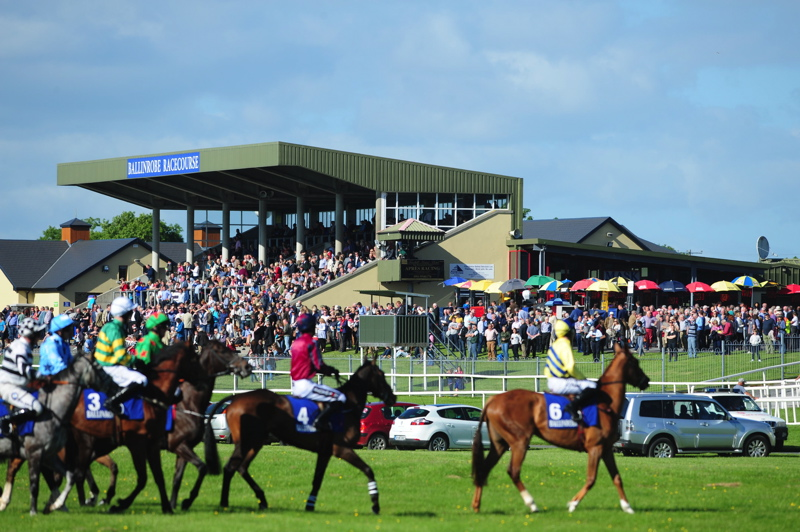 McHale Race Day - Ballinrobe Racecourse