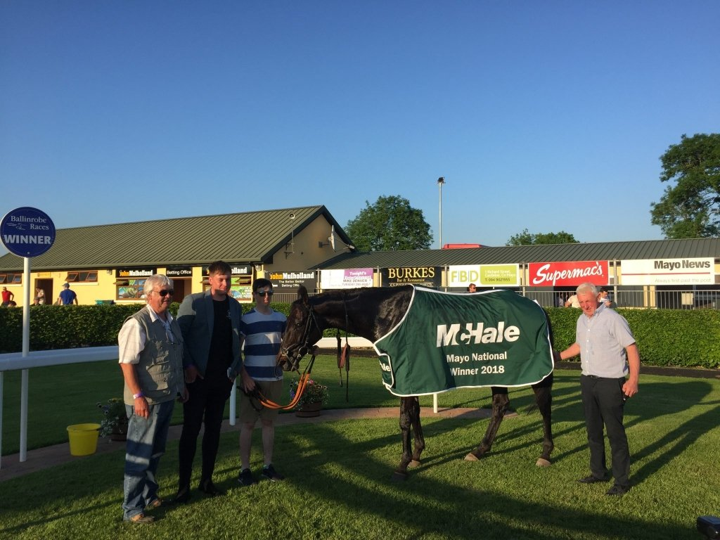 McHale Mayo National Winner 2018 – Kaiser Black