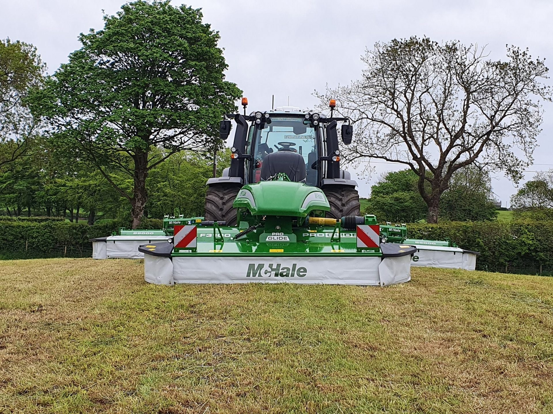 Grassmen Put The McHale Pro Glide Mowers To The Test